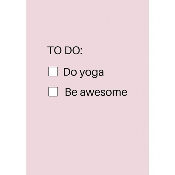 What are your plans for the long weekend? #yoga
